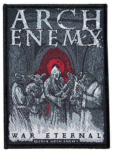 Arch Enemy War Eternal Album Cover Art Metal Music Band Sew On Applique Patch by Cool-Patches