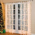 Brylanehome Pre-Lit Curtain Panel