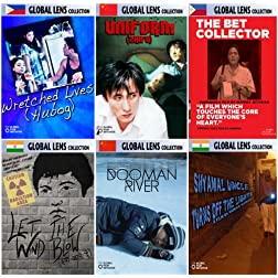 Global Lens - The Best of World Cinema - Asia - Volume 4 - 6 DVD Collector's Edition