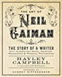 Art of Neil Gaiman: The Story of a Wr...