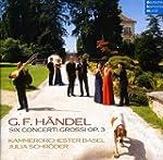 H�ndel: Concerti Grossi Op. 3 Nr. 1-6