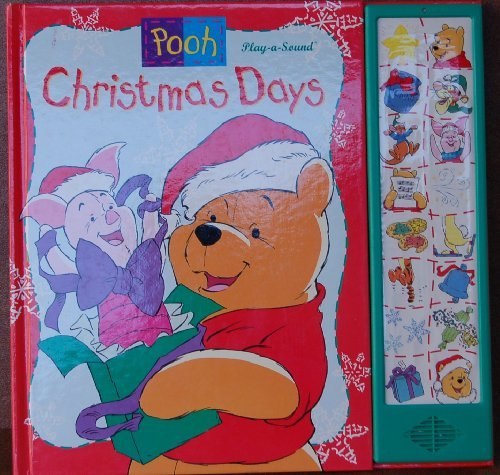 Pooh Christmas Days Play A Sound - 1