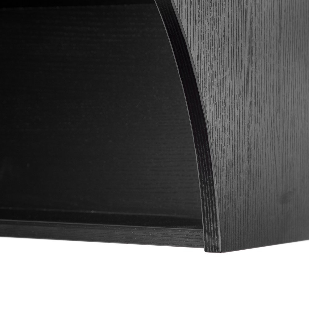"""Erfect 48"""" Floating TV Stand Wall Mount Media Console Storage video Center Black"""