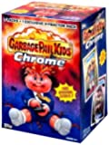 Topps Garbage Pail Kids 2014 Chrome Value BOX [7 Packs & 1 Exclusive X-Fractor Pack] BLUE BOX