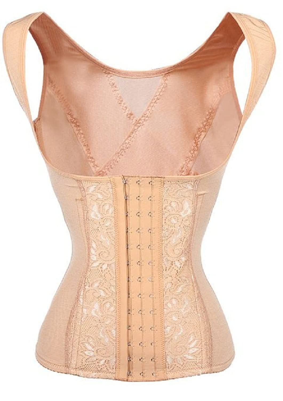 BSLINGERIE® Damen Abnehmen Haltungskorrektur Offene Büste Shapewear Corsage kaufen