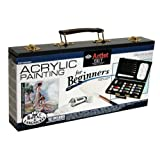 ROYAL BRUSH RSET-ACR3000 Royal and Langnickel Acrylic Painting Artist Set for Beginners (Color: Assorted, Tamaño: Assorted)