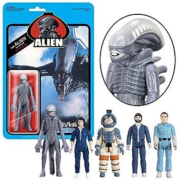 Alien ReAction Figurine ensemble 9.52cm - âges 17+