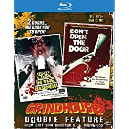 S.F. Brownrigg Grindhouse Double Feature: Ultimate Edition [Blu-ray + DVD [Blu-ray]