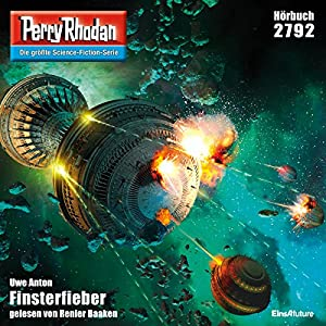 Finsterfieber (Perry Rhodan 2792) Hörbuch
