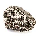 Boys Tweed Flat Cap