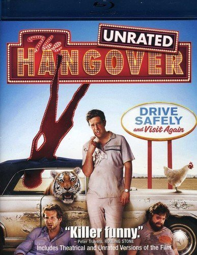 Hangover [Blu-ray] [Import]
