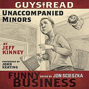 Unaccompanied Minors Audiobook