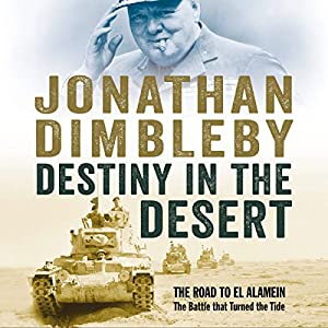 Destiny in the Desert Audiobook