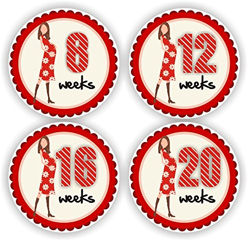 Baby Bump Stickers Pregnancy Stickers Photo Props Stickers