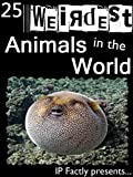 25 Weirdest Animals in the World! Amazing facts, photos and video links to the strangest creatures on the planet. (25 Amazing Animals Series)