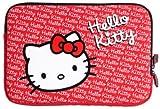 Lazerbuilt LSHK-PC-RED1-11-BC Hello Kitty Laptop Sleeve 11-inch - Red