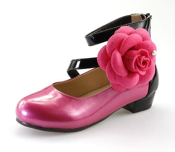 The-Doll-Maker-Girl-s-Ankle-Stripe-Dress-Rosie-Shoe