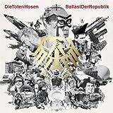 Ballast der Republik - Cover der CD des ECHO-prämierten Toten Hosen-Albums