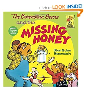 The Berenstain Bears and the Missing Honey Stan Berenstain and Jan Berenstain