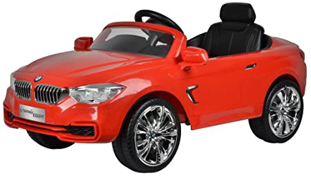 heavenkart bmw 4 series coupe battery operated electric kids car