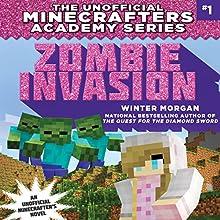 Zombie Invasion Audiobook by Winter Morgan Narrated by Nicol Zanzarella