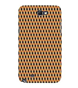 3D Pattern 3D Hard Polycarbonate Designer Back Case Cover for Samsung Galaxy Note 2 :: Samsung Galaxy Note 2 N7100