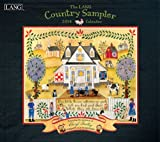 Lang Perfect Timing - Lang 2014 Country Sampler Wall Calendar, January 2014 - December 2014, 13.375 x 24 Inches (1001666)