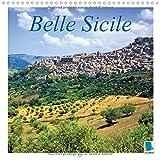 Belle-Sicile-Sicile-Lle-du-soleil-en-Italie-Calendrier-mural-2017