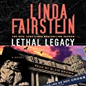 Lethal Legacy (       UNABRIDGED) by Linda Fairstein Narrated by Barbara Rosenblat