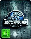 Jurassic World - Steelbook [Blu-ray] [Limited Edition]