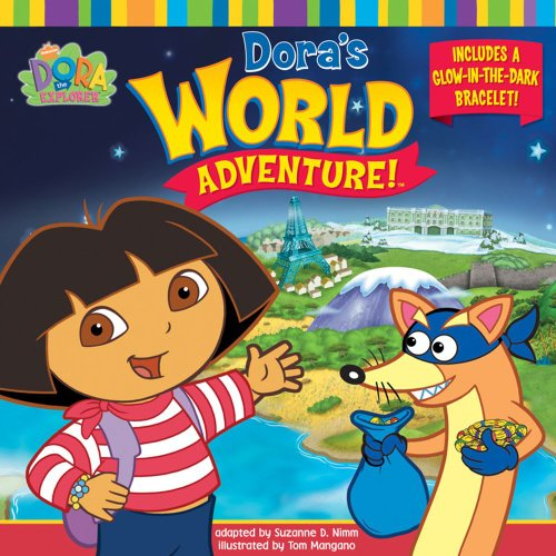 Dora's World Adventure (Dora the Explorer)