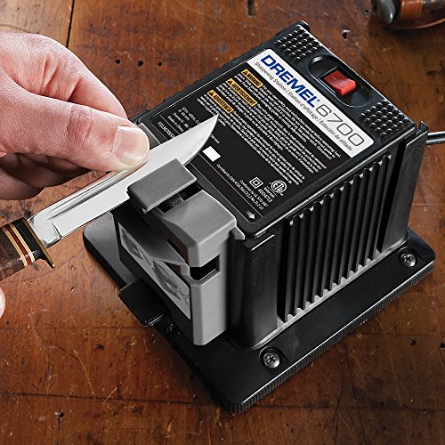 Dremel Knife Sharpening