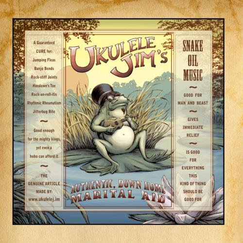 Ukulele Jim's Authentic Down Home Marital Aid