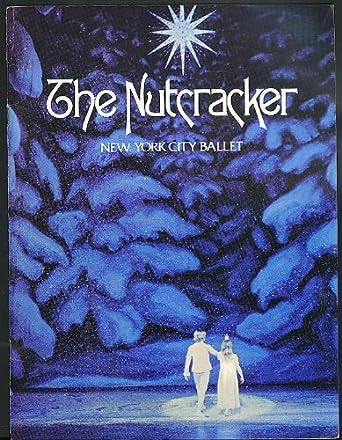 New York City Ballet The Nutcracker souvenir program 1974 Balanchine W H Auden