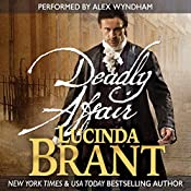 Deadly Affair: A Georgian Historical Mystery: Alec Halsey Mystery, Book 2 | Lucinda Brant