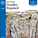 Paradise Regained Audiobook by John Milton Narrated by Anton Lesser
