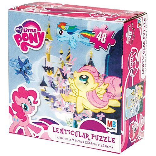 My Little Pony Lenticular Puzzle 48 Pieces by Cardinal - 1
