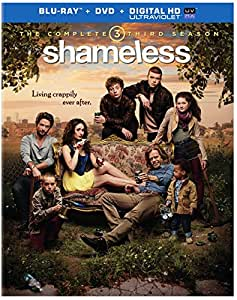 Shameless: Complete Third Season [Blu-ray] [Import]