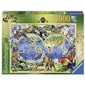 Ravensburger Howard Robinson World Of Wildlife (1000 Pieces)