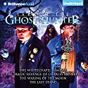 Jarrem Lee: Ghost Hunter: The Whitechapel Vampire, The Tragic Revenge of Charles Maynard, The Waxing of the Moon, The Last Stand  by Gareth Tilley Narrated by Jerry Robbins,  The Colonial Radio Players