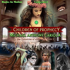 Children of Prophecy Audiobook