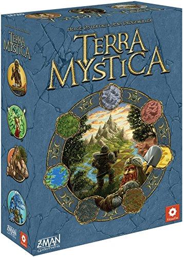 Terra Mystica Board Game (Trajan Board Game compare prices)
