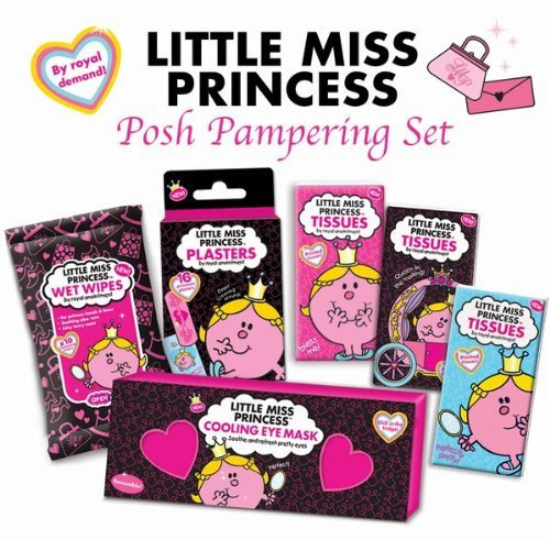 Little Miss Princess Posh Pampering Set