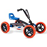 BERG Toys Buzzy Nitro Kids Pedal Go Kart for 2 to 5 Year Olds 2 to 5 (Color: Blue)