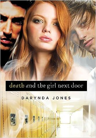 Death and the Girl Next Door (Darklight Book 1)