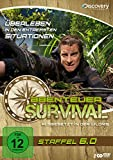 DVD Cover 'Abenteuer Survival - Staffel 6.0 [2 DVDs]