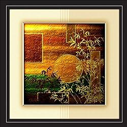 Jay Ganesh Frames Size: Size:13.5x13.5 inch