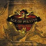 Yuri Poteyenko Age of Pirates: Caribbean Tales Original Video Game Soundtrack CD