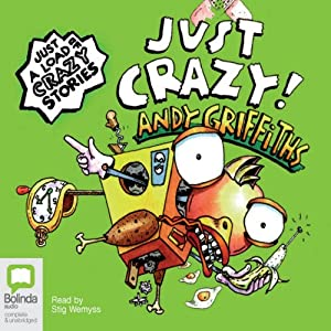 Just Crazy! Audiobook