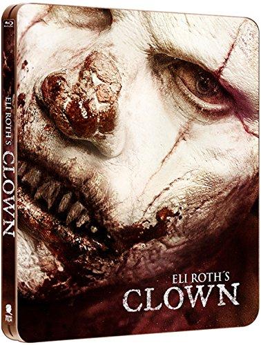 Clown [Limitierte Edition/Steelbook/DVD] & Blu-ray (Uncut)